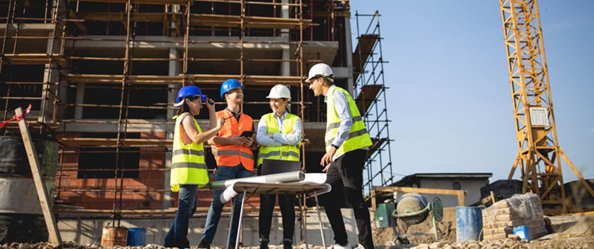 Les mesures de soutien pour le secteur du bâtiment et des travaux publics