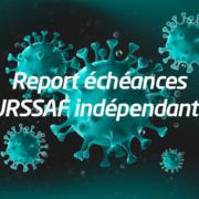 Report URSSAF indépendants