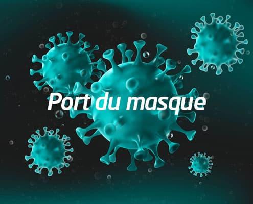 Port du masque obligatoire en entreprise dès le 1er septembre
