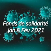 Fonds de solidarité : changements pour janv et fev 2021