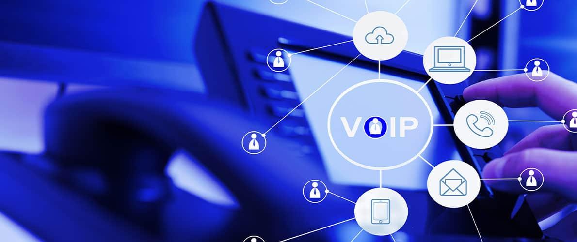 Le télétravail facilité grâce à la téléphonie sur IP